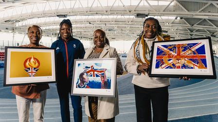 Asha Philip is working with Purplebricks to encourage the nation to get behind Team GB on their journey to Tokyo
