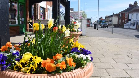 Caister on Sea High Street. Picture: DENISE BRADLEY