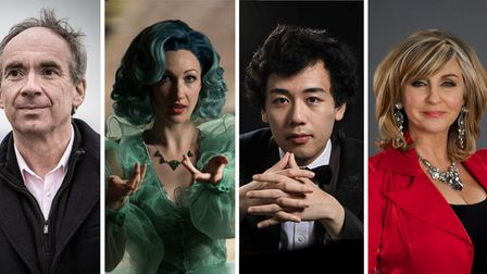 JAM on the Marsh returns to Kent, performers includeJames Gilchrist, Yuanfan Yang,Lesley Garrett and Changeling Theatre