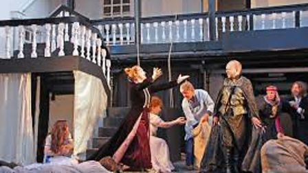 Tickets for this summer 's Shakespeare at the George production are on sale now.