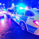 Three men arrested after a gun was found during a car stop in Church End & Roundwood