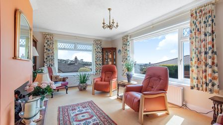 Residence in a perfect location in Sidmouth