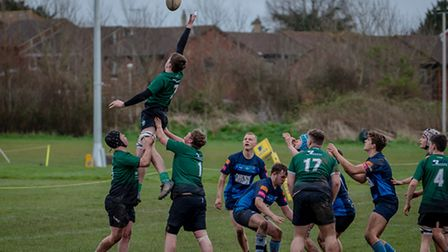 Sidmouth Colts loving a return to action
