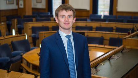 Havering council leader Damian White