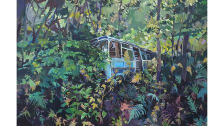 Somewhere Unexpected: Norwich Castle Open Art Show is on show 17 May – 12 September 2021.