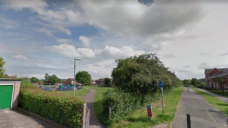 A small dog was attacked and bitten in two places by a larger dog at Paul Mallagan Playing Fields, Stevenage on May 7