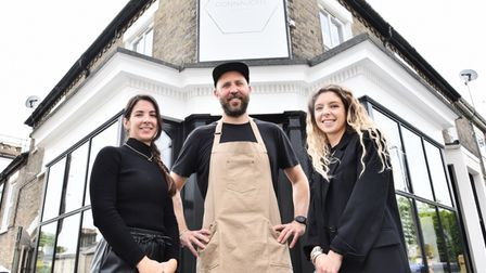 Connaught Kitchen opens in Norwich.