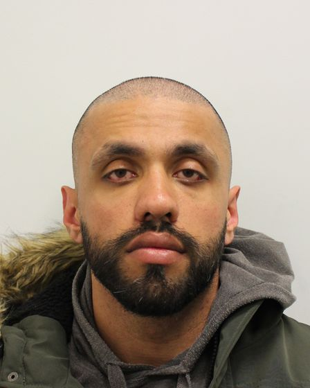 Kashif Mahmood, 32 - a PC based at Central East until his dismissal without notice in Novemberwas jailed for eight years.