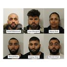 A Central East Area police officer, including a number of people from Redbridge and Stratford have been jailed.