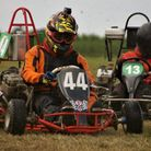 Wisbech kart racing club action