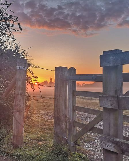 Sally Jex took this image in St Neots.