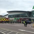 Hatfield Asda gas leak