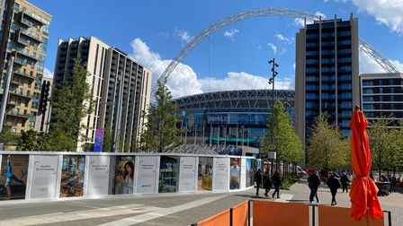 Wembley Park's hospitality industry is opening up more fully on May 17