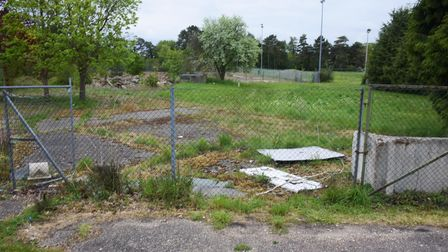 The former Pinebanks site in Thorpe St Andrew where it is proposed to build a development. Picture: