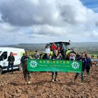 Young farmers raise £5,000 with 24-hour ploughing marathon