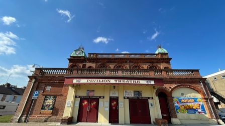 The Pavilion Theatre in Gorleston reopens on May 18.