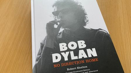 Bob Dylan: No Direction Home by Robert Shelton, edited by Elizabeth Thomson (2021 edition)