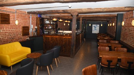 A new cocktail lounge and tapas bar 'The Gallery' opening along the Ipswich Waterfront Pictrure: CH