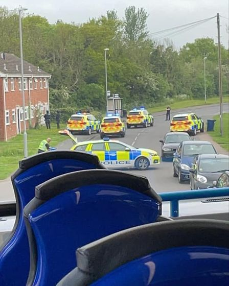Primary School remains closed this morning, as police are called to Hill Rise in St Ives
