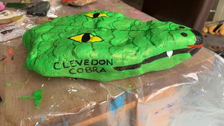 Clevedon Cobra given permanent home in town