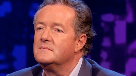 Piers Morgan appears on ITV's Life Stories
