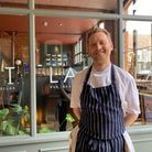 Iain McCarten, owner of The Last Bar and Restaurant in St Georges Street.