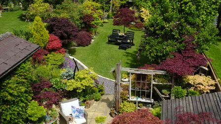 Scenic gardens will open as part of the National Garden Scheme this weekend.