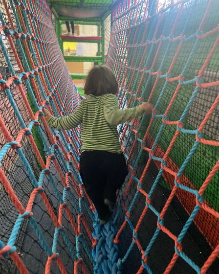 Kidzmania is a community soft play area in Lower Clapton.