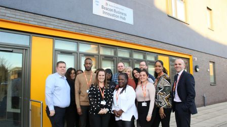 The Beacon Business Innovation Hub has been shortlisted in the TES Schools Awards.