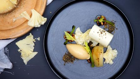 Michelin Star food from Simon Radley at the Chester Grosvenor