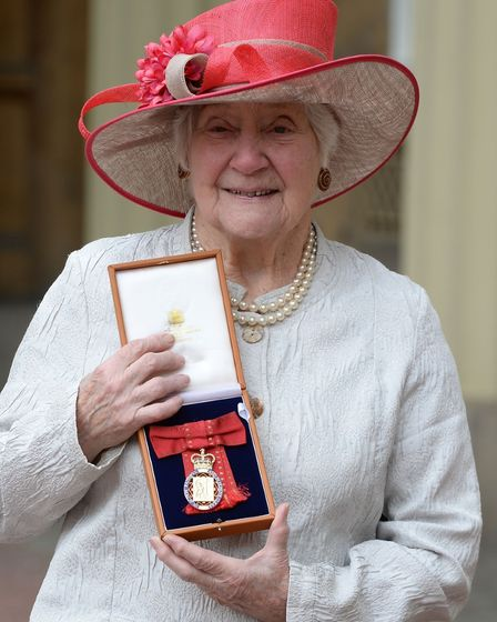 Former MP for Hitchin and Stevenage Shirley Williams was made Baroness Williams of Crosby in 1993. S