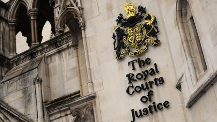 A Newham company director has appeared before a High Court judge after an embargo on a court ruling