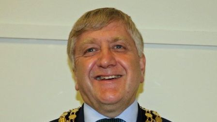 Cllr Mark Hughes is the new Mayor of Royston for 2021-2022
