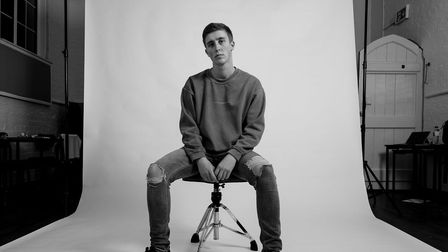 Stotfold's Sam Gifford entered the Amazing Radio chart at number two, before topping the top 40 this week