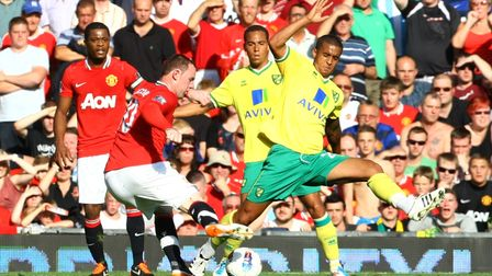 Picture by Paul Chesterton/Focus Images Ltd. 07904 6402671/10/11Kyle Naughton of Norwich and Wa