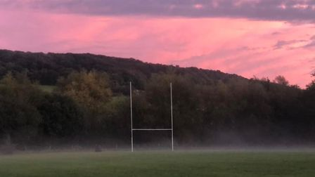 Sidmouth Rugby stars back on the pitch again