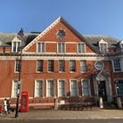 The old Hampstead Police Station, now up for sale