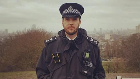 Sgt Hounsell will be replaced by Nicky O'Hara