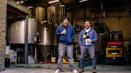 Five Points co-founders, Greg Hobbs and Ed Mason.