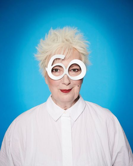 Jenny Eclair is one of the comedians heading to Norwich Theatre Playhouse.