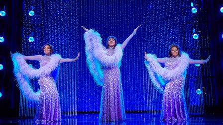 Tickets to hit musical Dreamgirls have now go on sale at Norwich Theatre Royal.