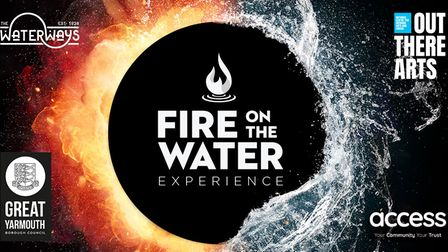 Fire on the Water Experience at Great Yarmouth Waterways