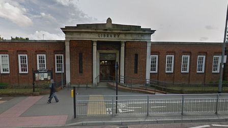 Research volunteers needed for Gants Hill hub at library site.