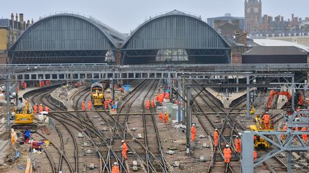 A three-day closure at London King's Cross in June will mark theend of a multi-million pound station upgrade.
