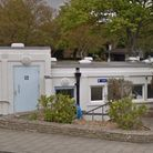 Sidmouth's Triangle public toilets, which are safe from closure