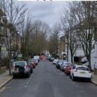 Marriott Road, where the e bike fire broke out in a three-storey house