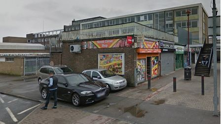 Street Corner Shop in Harlow where the counterfeit smoking products were found