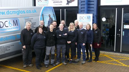 The team at Disabled Care & Mobility