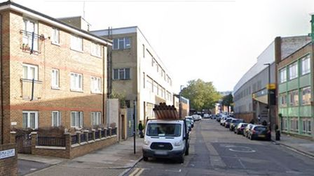 Simla Court in Brewery Road