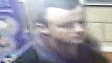 Police issued CCTV image of Smith at the leisure centre